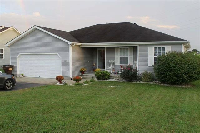 3 Bedroom 2 Bath home for sale near Bowling Green, Kentucky.