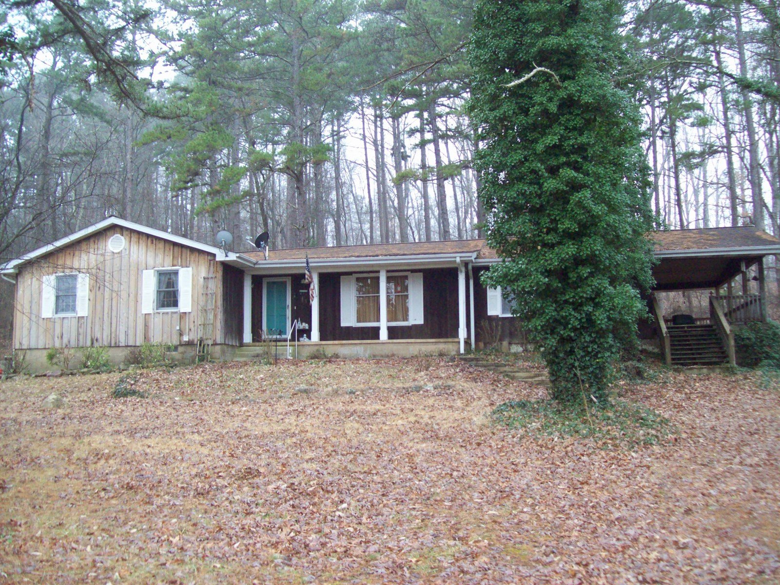 3 Bed 1 Bath Country Home  near Piedmont