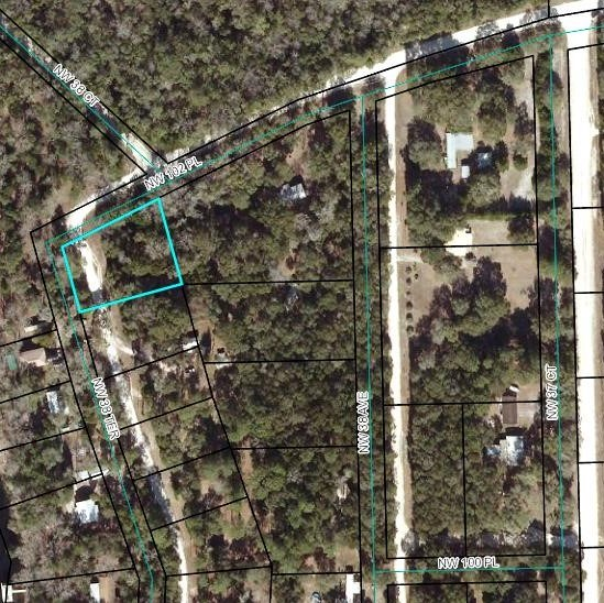GREAT LOT - CLOSE TO SUWANNEE RIVER - Branford FL