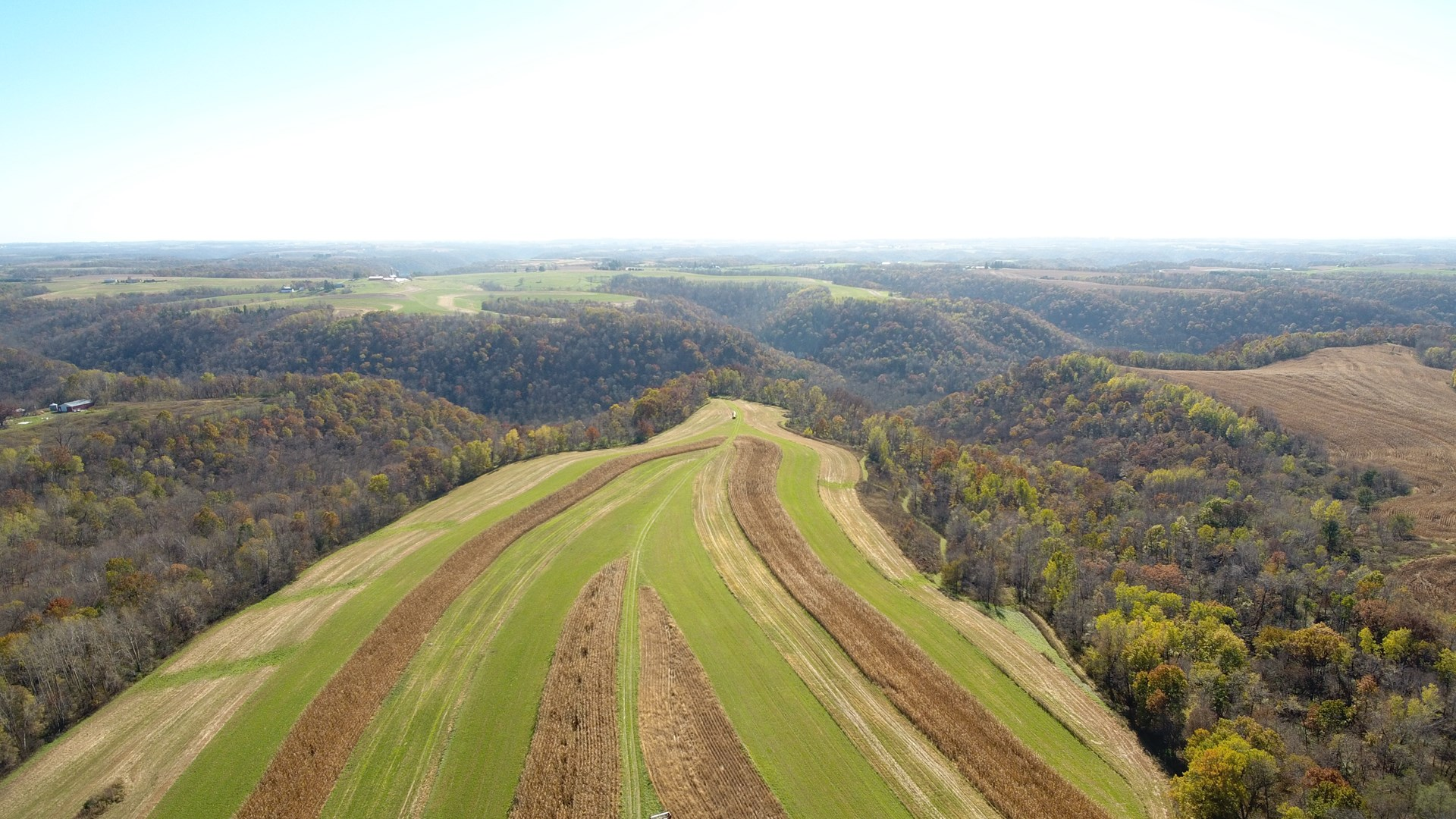 >JUST SOLD!< 120 Acres of Agricultural & Wooded Land