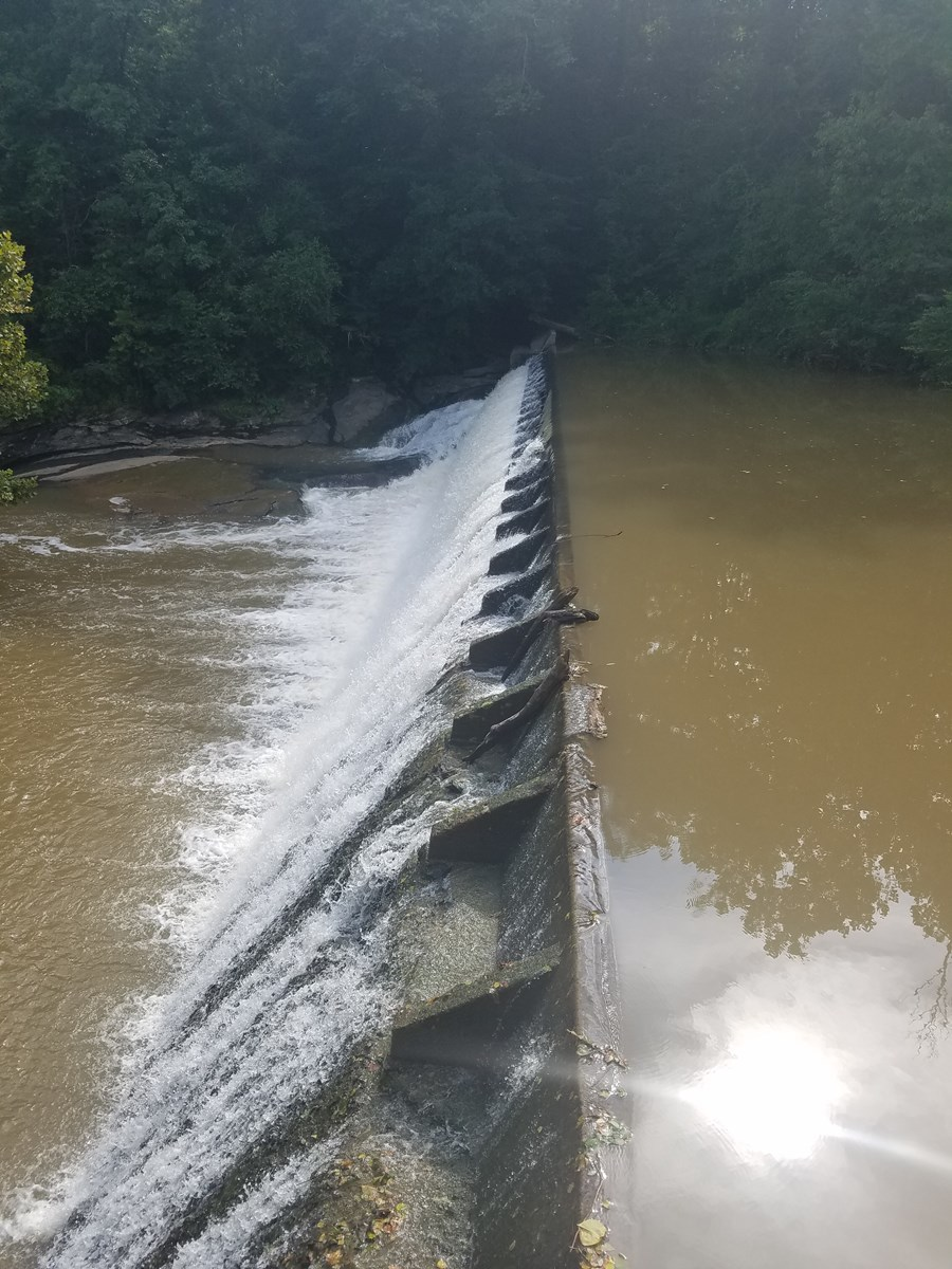 Own a dam on the LIttle River, Alexander Co. NC!!!
