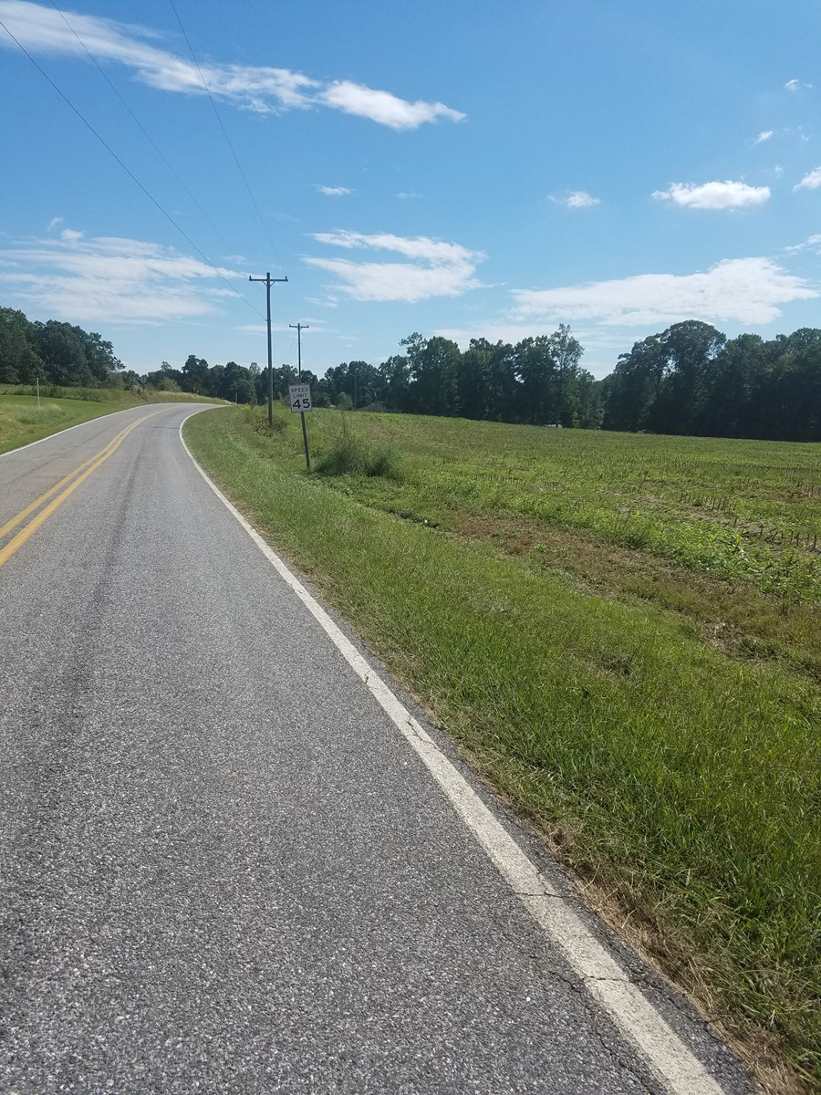 Beautiful development tract in Alexander Co., NC