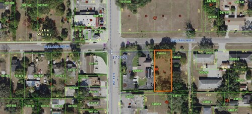 VACANT LOT, COMMERCIAL ZONING, CENTRAL FLORIDA, LAKE WALES