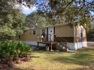 PRIVATE & SECLUDED - NEAR STATE FOREST - BRONSON,FLORIDA