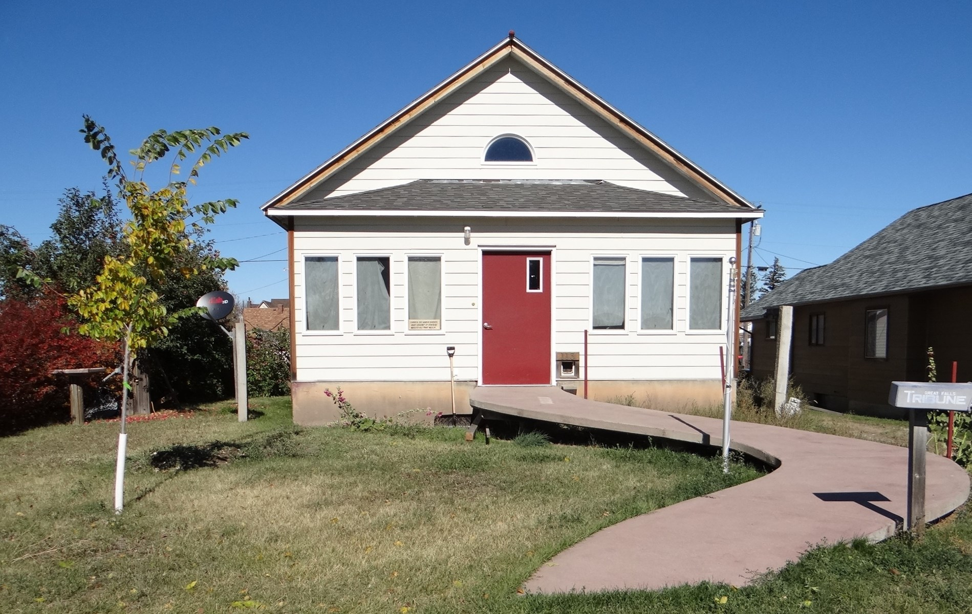 Home and Vacant Lots in Stanford, Montana