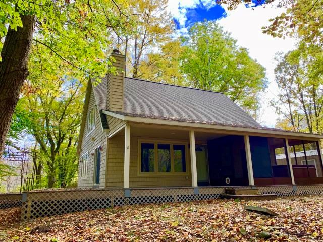 2 Story Home on 24.5 Wooded Acres with Black River frontage