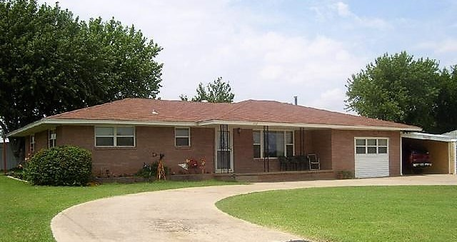 House to Auction, Carnegie, OK 73015 – Caddo County
