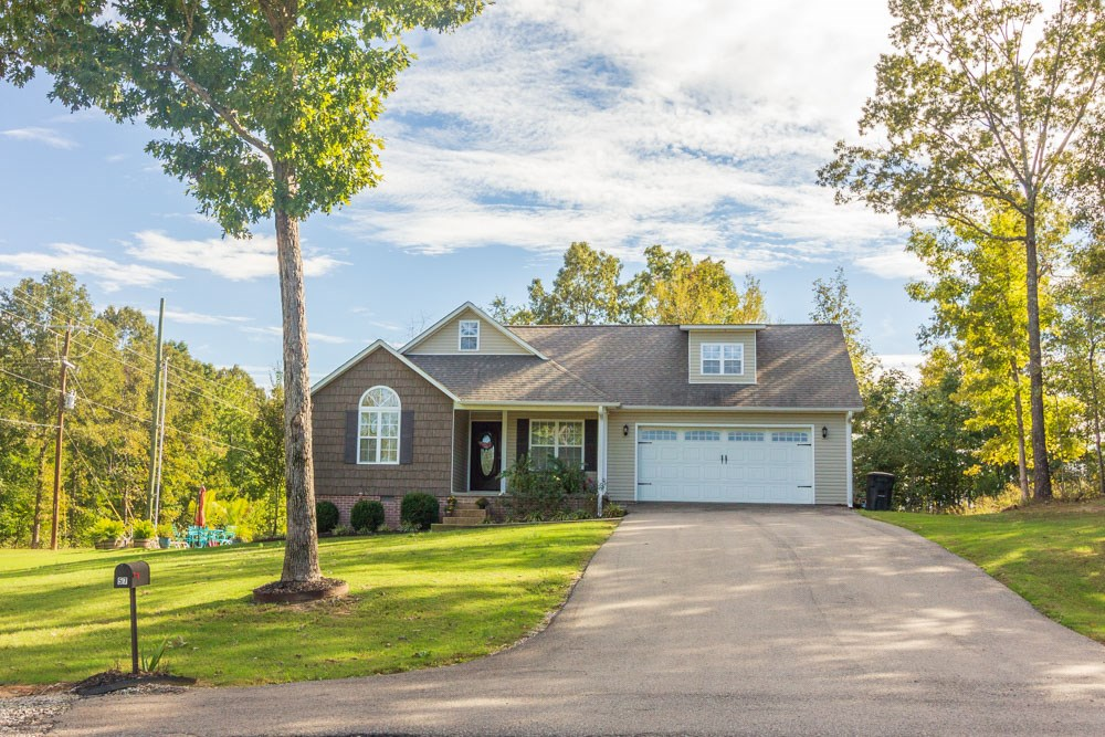 Beautiful Country Home in Established Subdivision