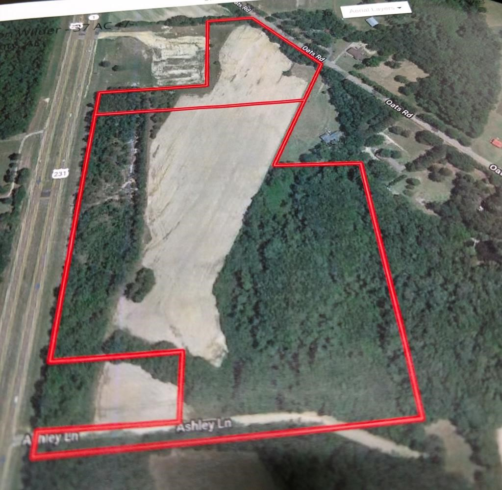 Land For Sale  in Houston Co, Al