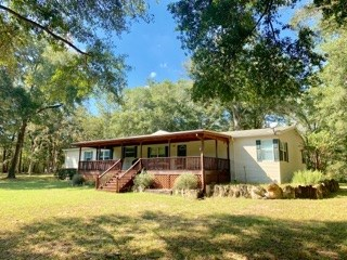 COUNTRY HOME FOR SALE -20+- Acres High Springs, Gilchrist FL