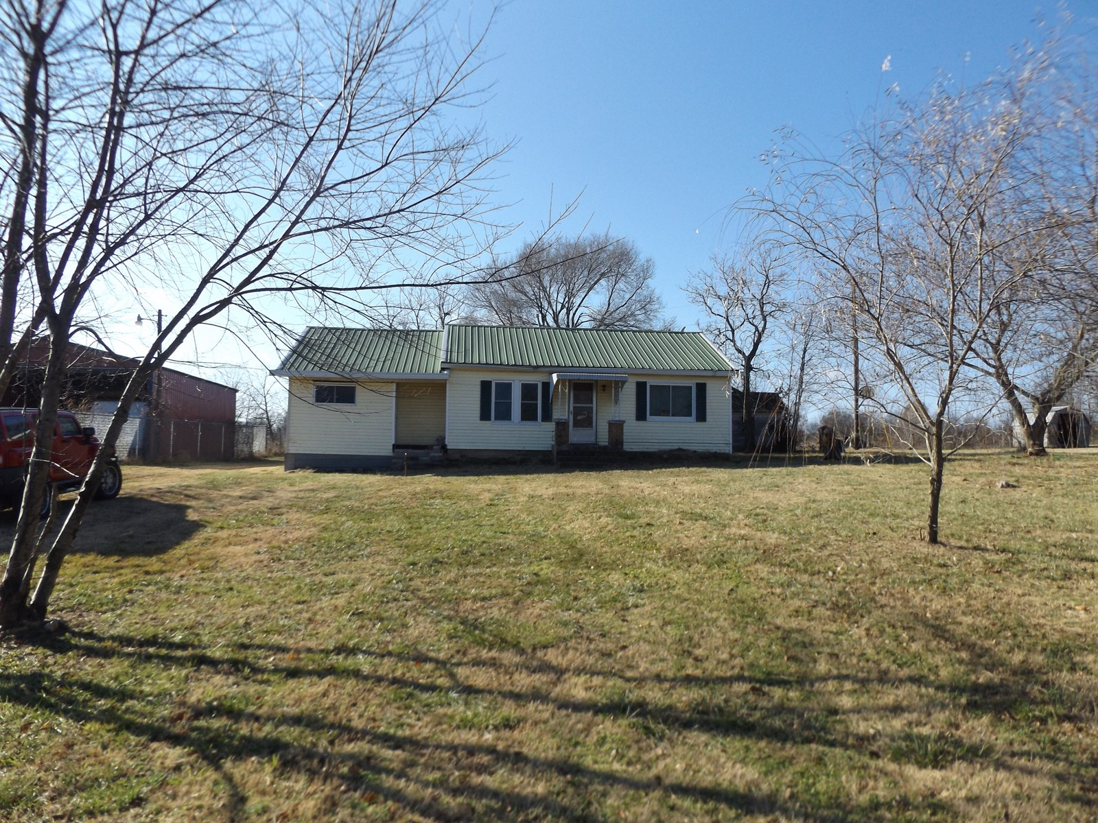 20 Acres with Home in Westville OK and Adair County