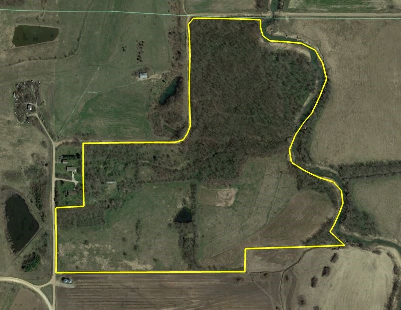 100 Acre Hunting Property for Sale