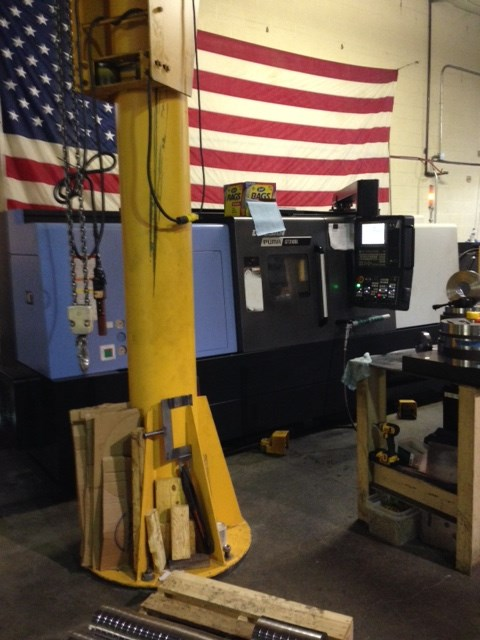 Tooling, Milling and Grinding Manufacturing Business