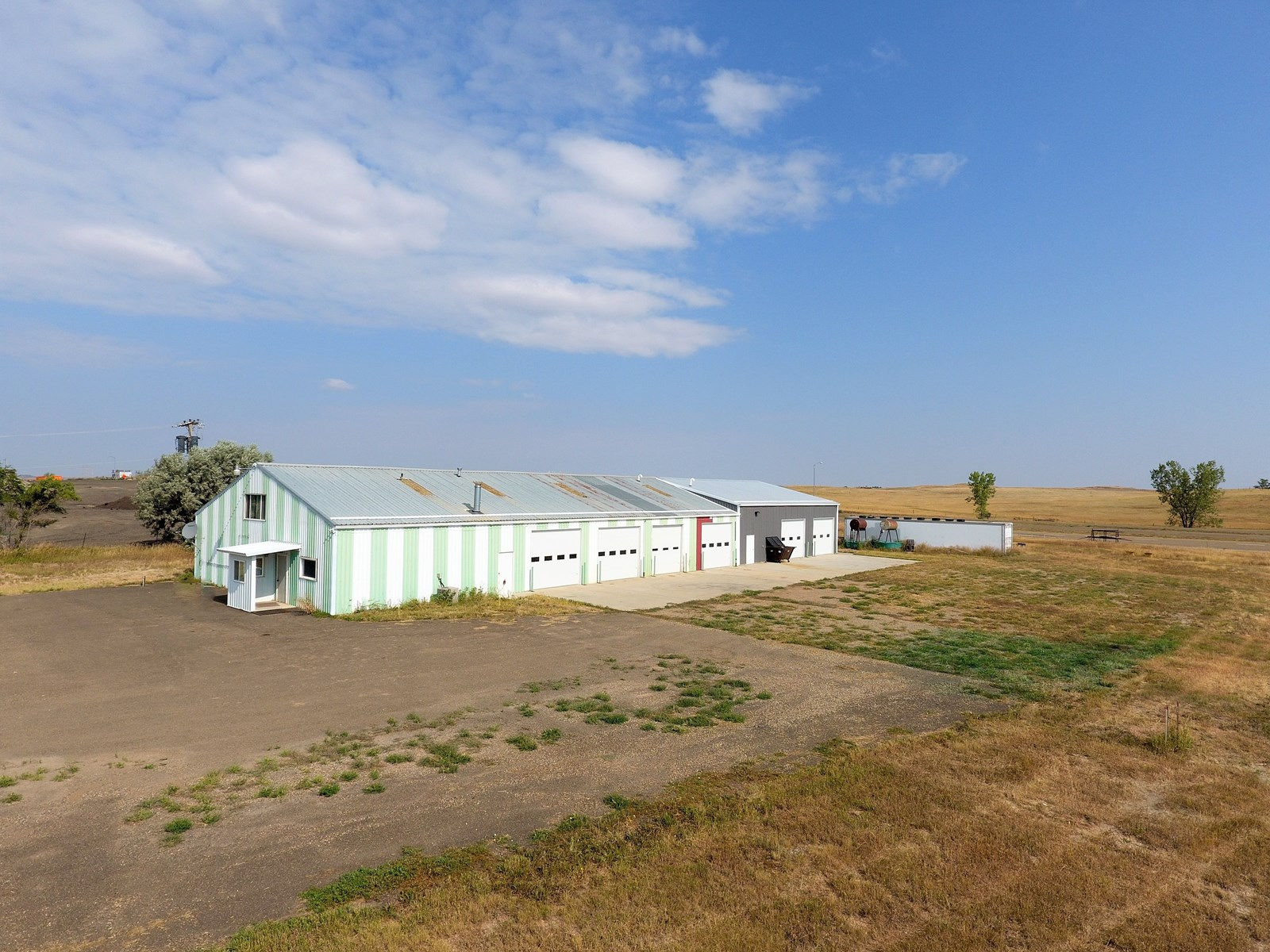 Commercial Shop for Sale in Wibaux, Montana