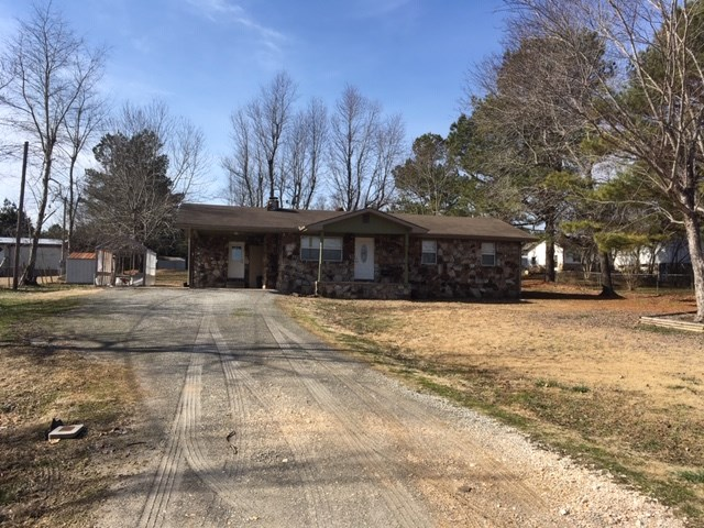 Arkansas Ranch Style Home for Sale in Viola