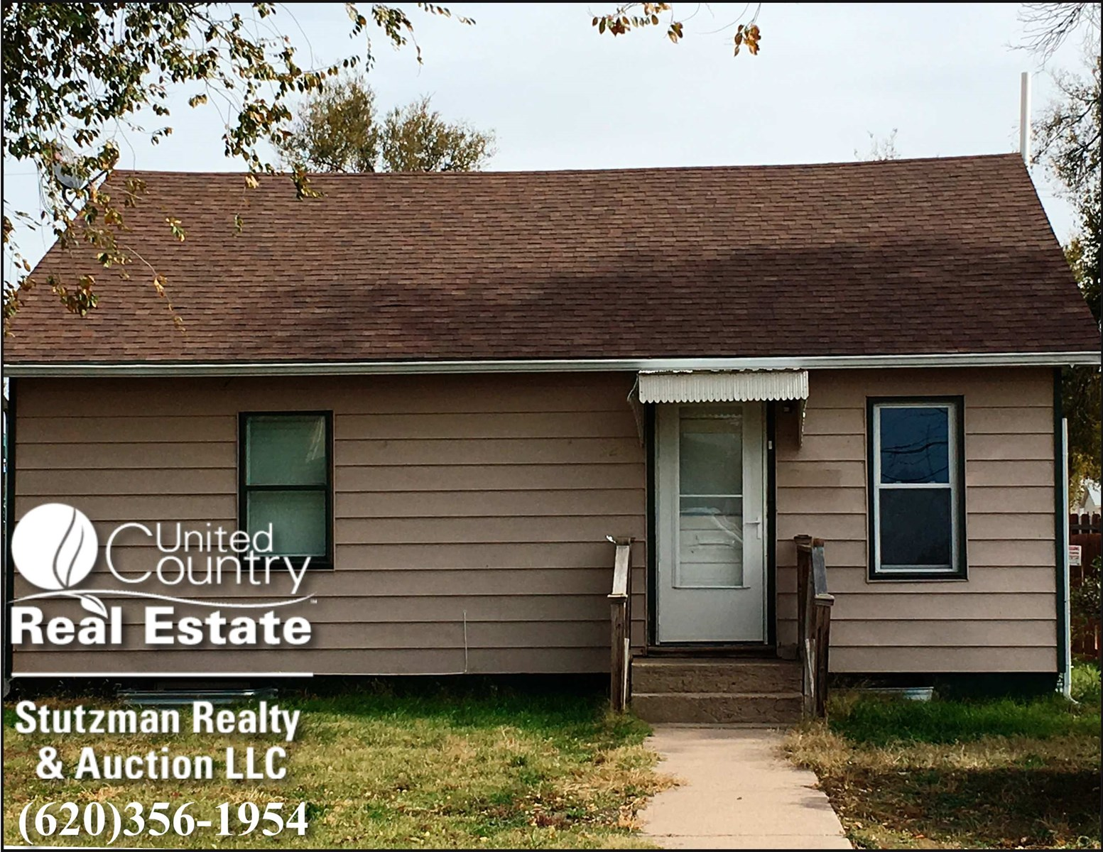 AFFORDABLE THREE BEDROOM HOME FOR SALE IN ULYSSES, KANSAS