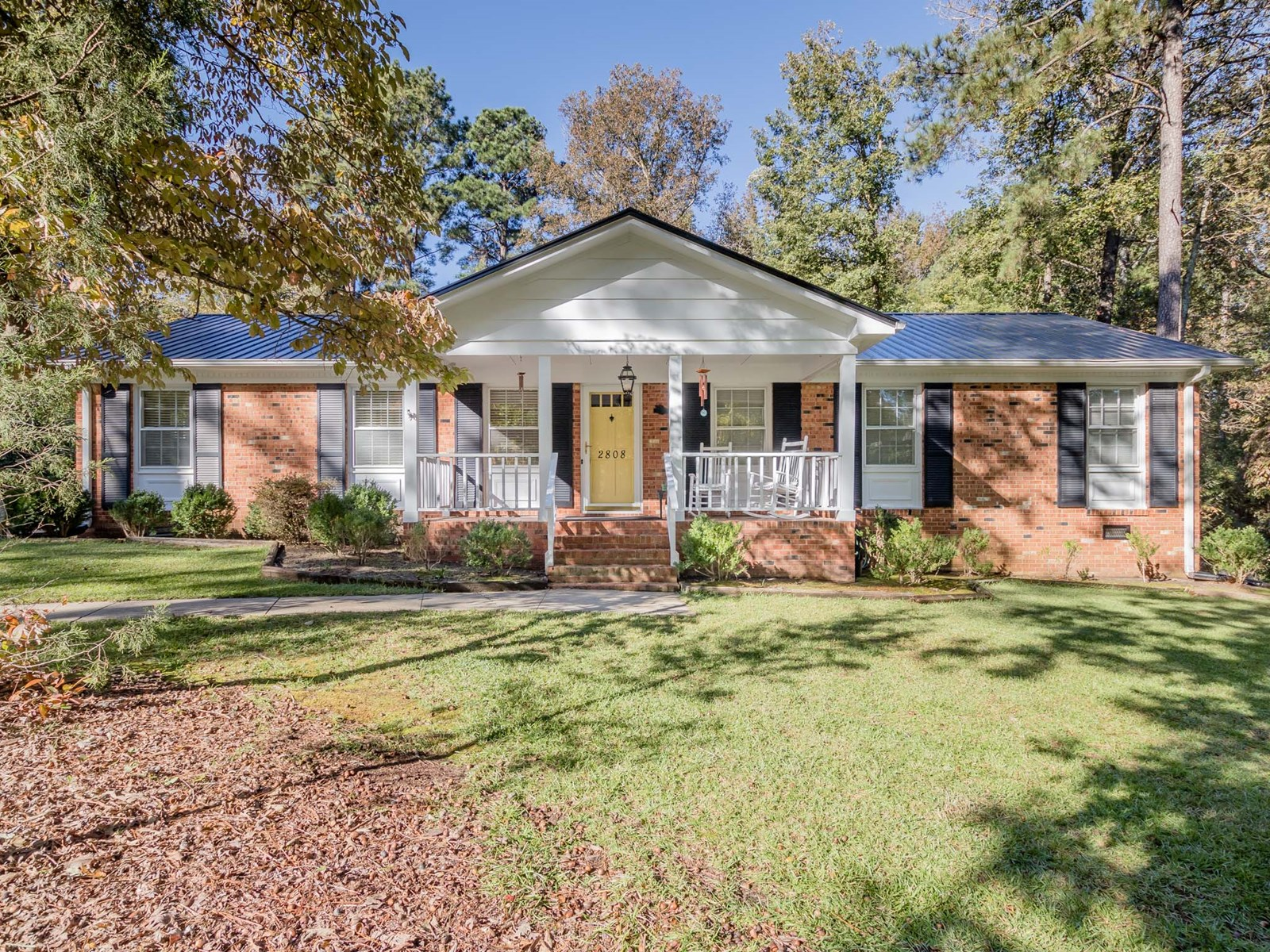 Traditional Brick Ranch in Sanford, NC