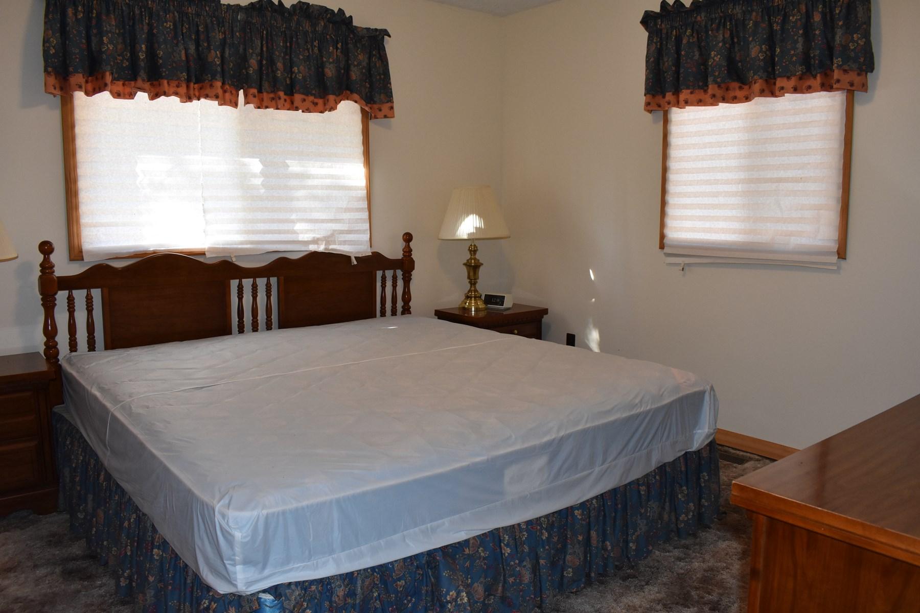 Bedroom-main level