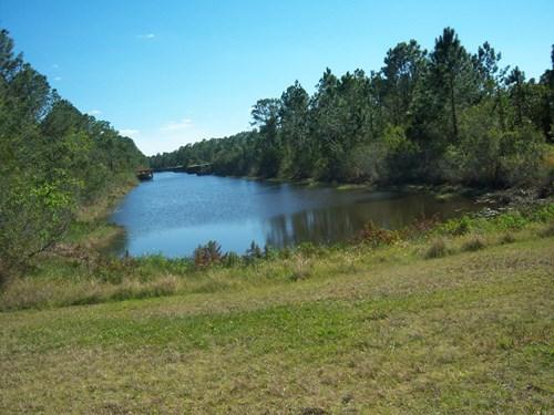 WATERFRONT LOT, CENTRAL FLORIDA, INDIAN LAKE ESTATES FLA