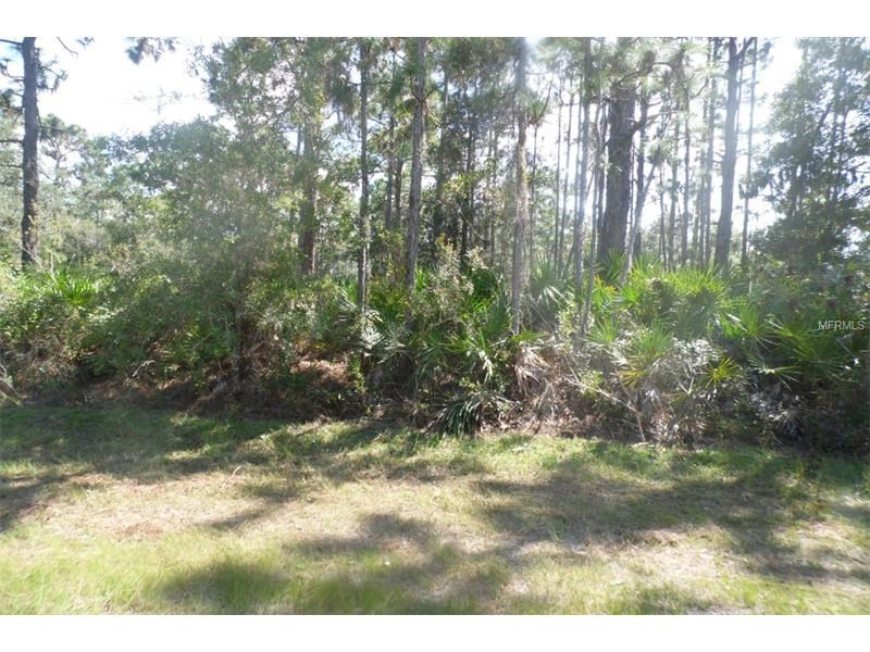 VACANT LAND, INDIAN LAKE ESTATES, CENTRAL FL, BUILD HOME
