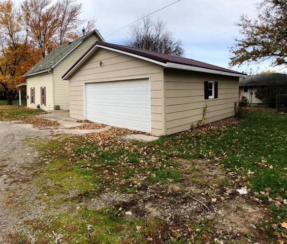 Albia, Iowa Home for Sale