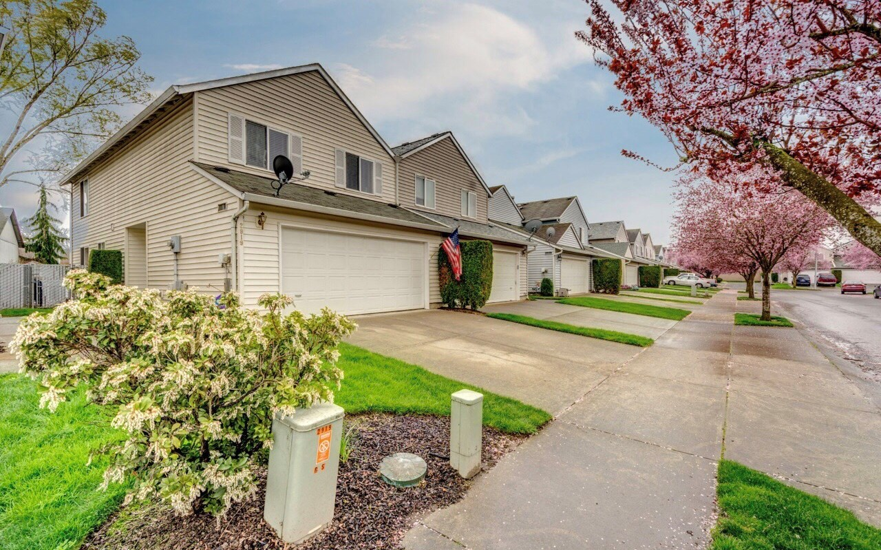 Vancouver WA Townhouse in Hyde Park