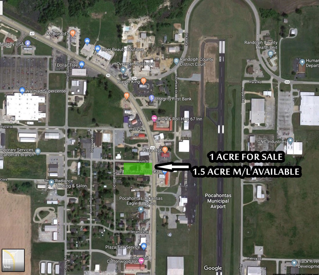 Commercial Property On Hwy. 67 in North Arkansas For Sale