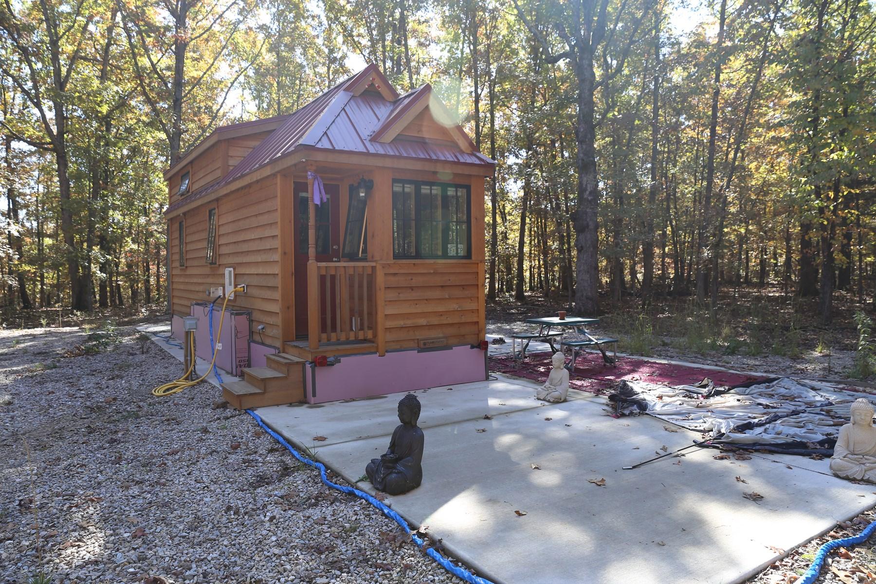 Tiny Home For Sale In Missouri Ozarks