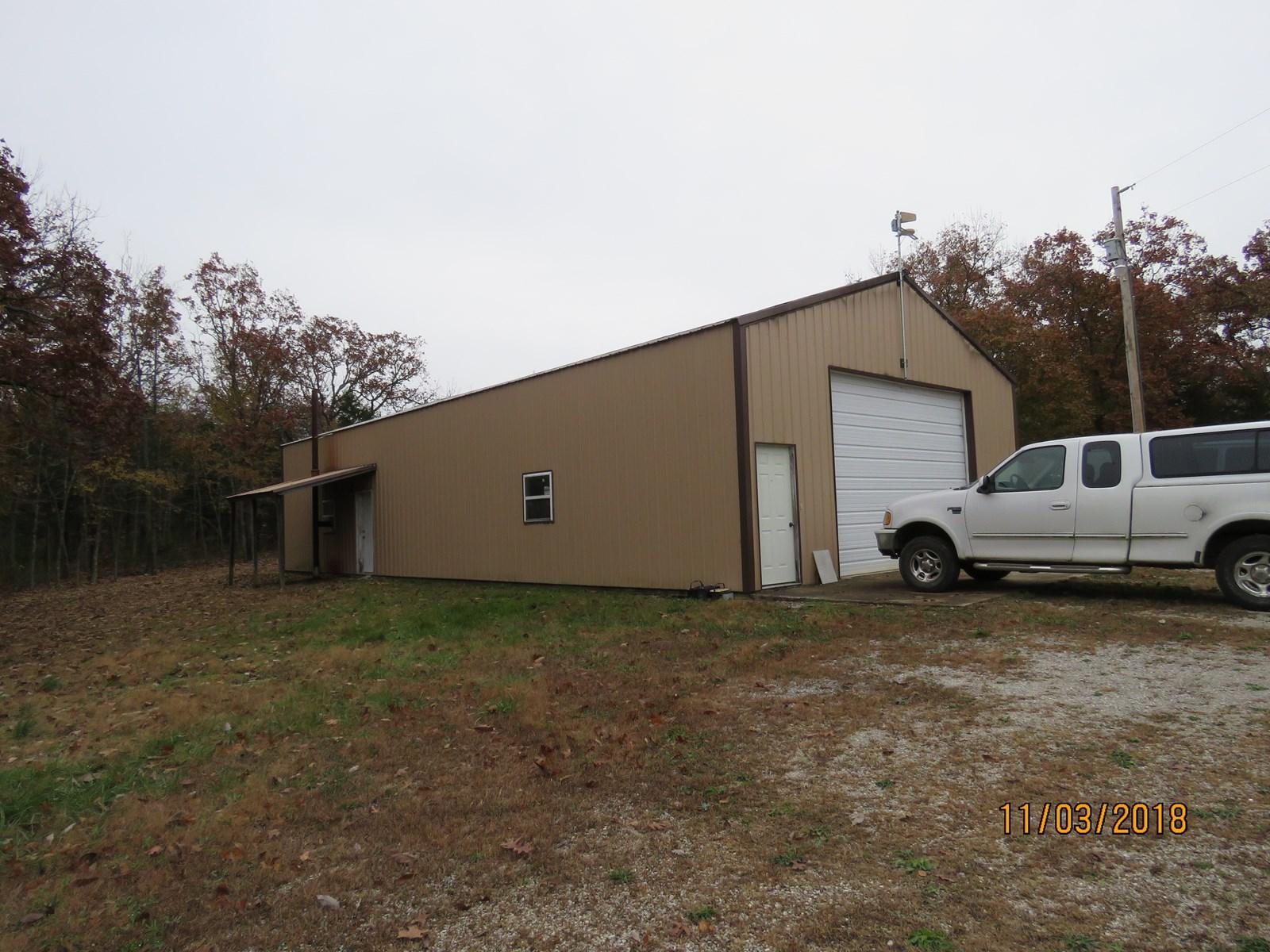 Shop with living quarters, Land for sale, Douglas Co