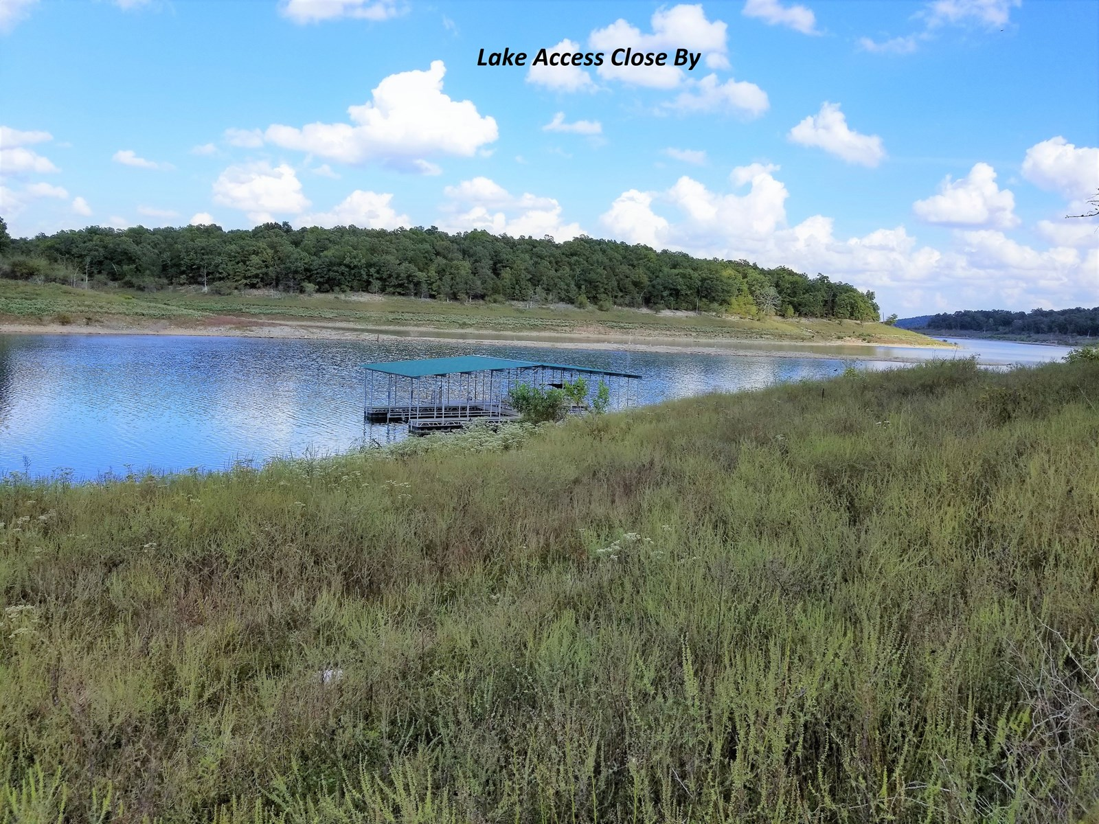 Bull Shoals Lake Frontage For Sale