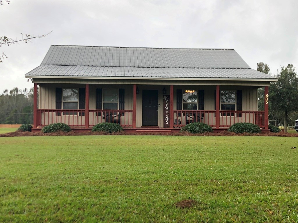 COUNTRY HOME FOR SALE 3/2 COLLINS RD, DOTHAN, ALABAMA