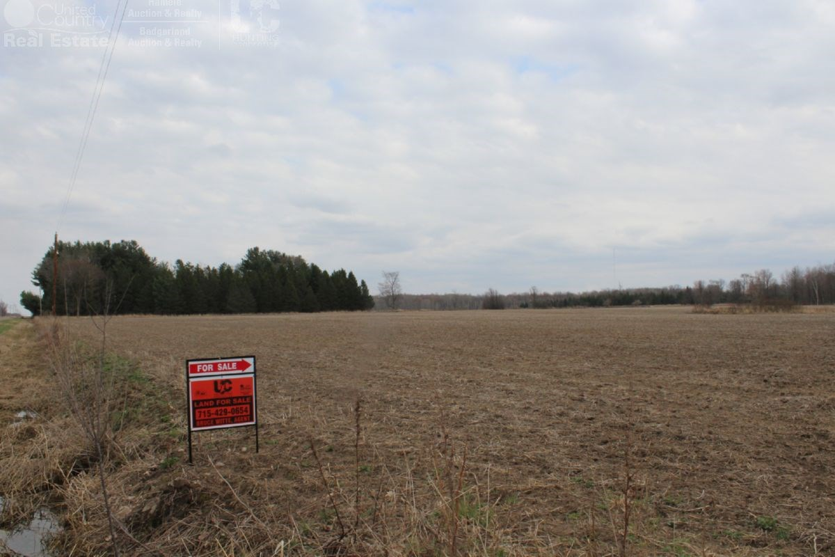Acreage with Income Producing Ag. Land and Woods