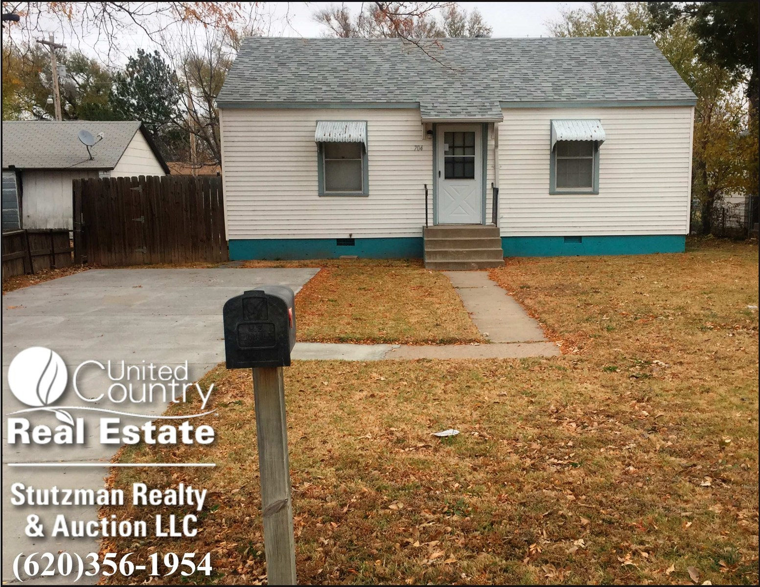AFFORDABLE MOVE IN READY HOME FOR SALE IN ULYSSES, KANSAS