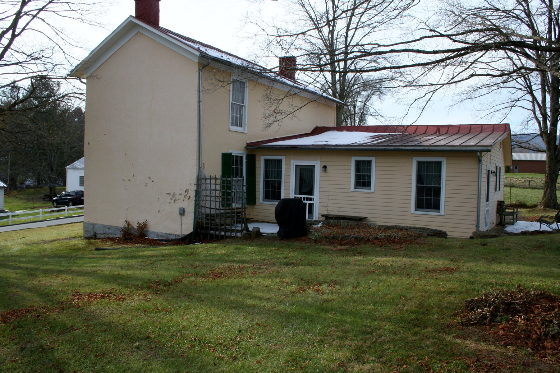 Historic home for Sale in Blue Grass VA