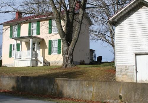 Historic home for Sale in Blue Grass VA
