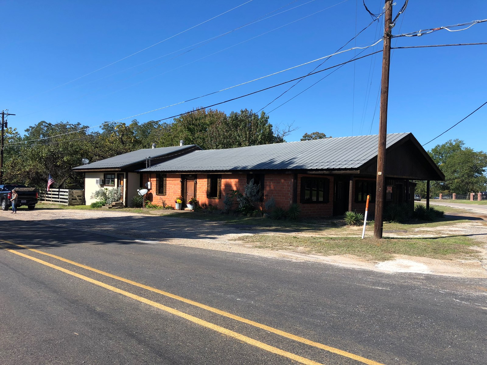 Historic Country Home Commercial Property for Sale Tyler TX