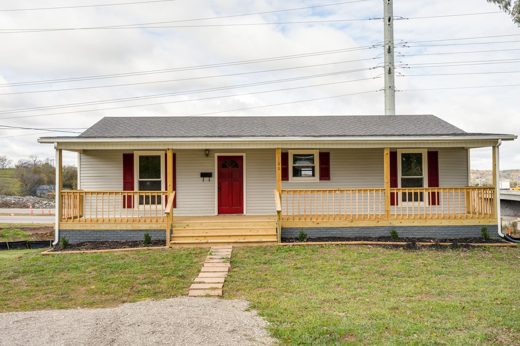 Home in Town For Sale Mount Pleasant, Tenn, Maury County