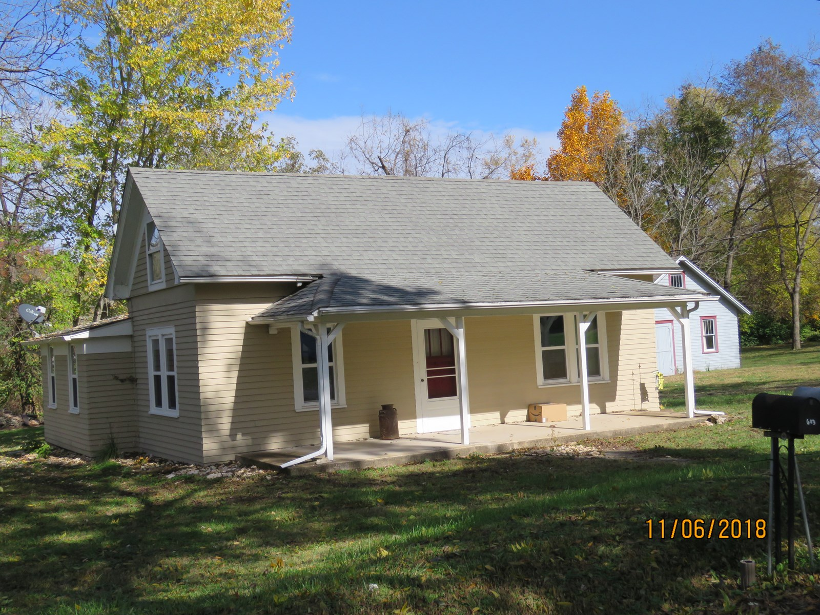 Updated house for sale in Ava Mo