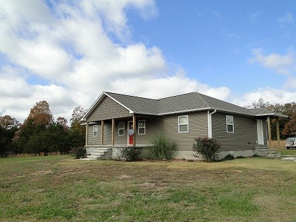 ARKANSAS NEWER HOME BUILT IN 2016 WITH ACREAGE