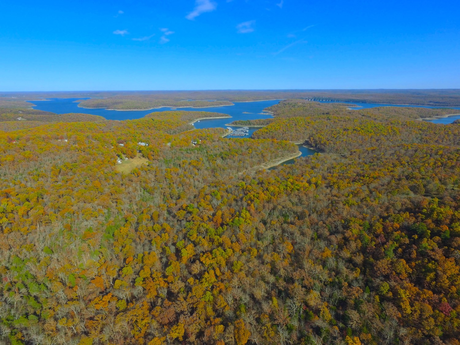 Land For Sale on Norfork Lake in Mountain Home, Arkansas