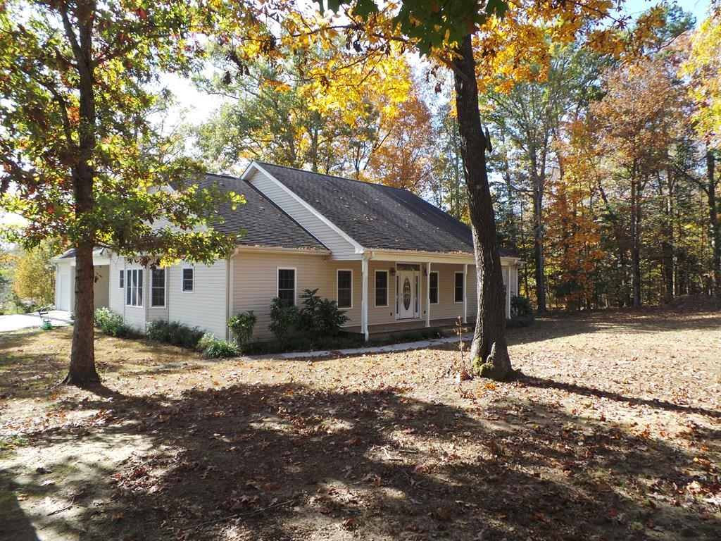 Just Reduced Country Home Near Kerr Lake, VA