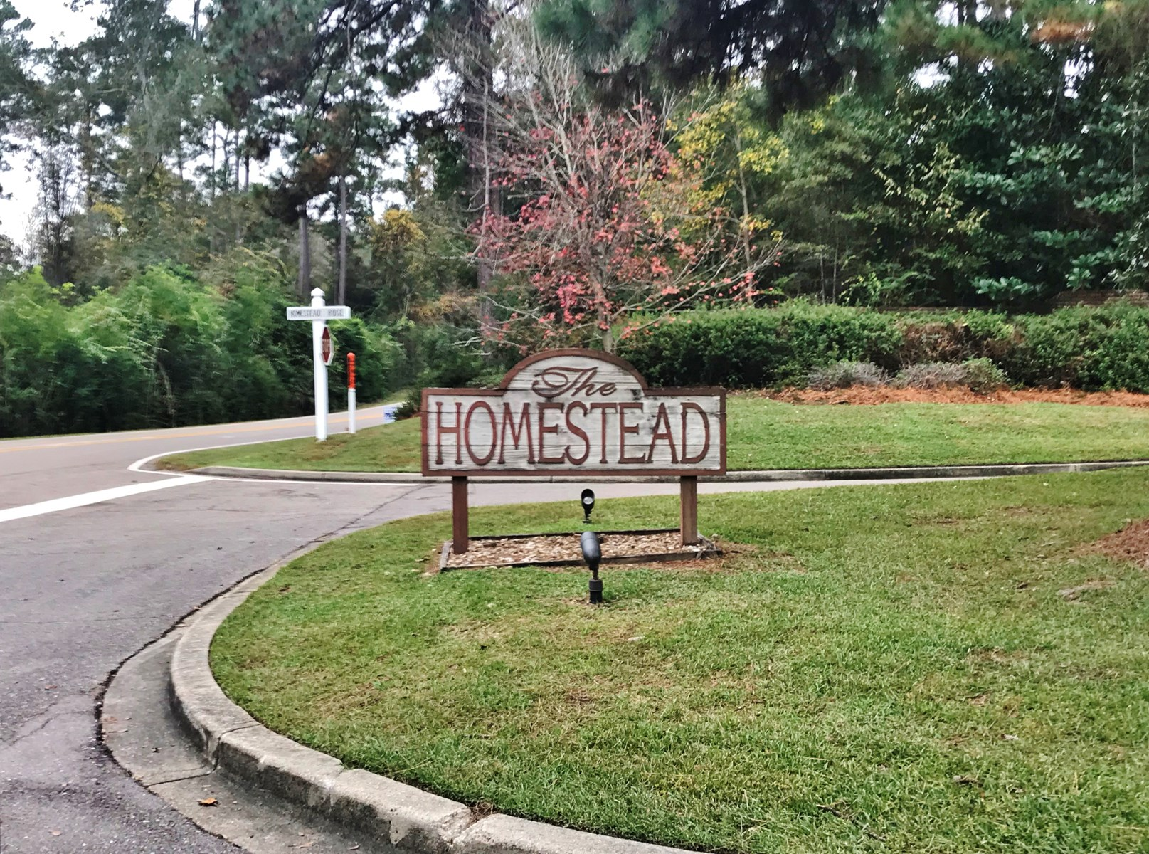 5.5 Acre Lot for Sale Homestead Subdivision Hattiesburg, MS