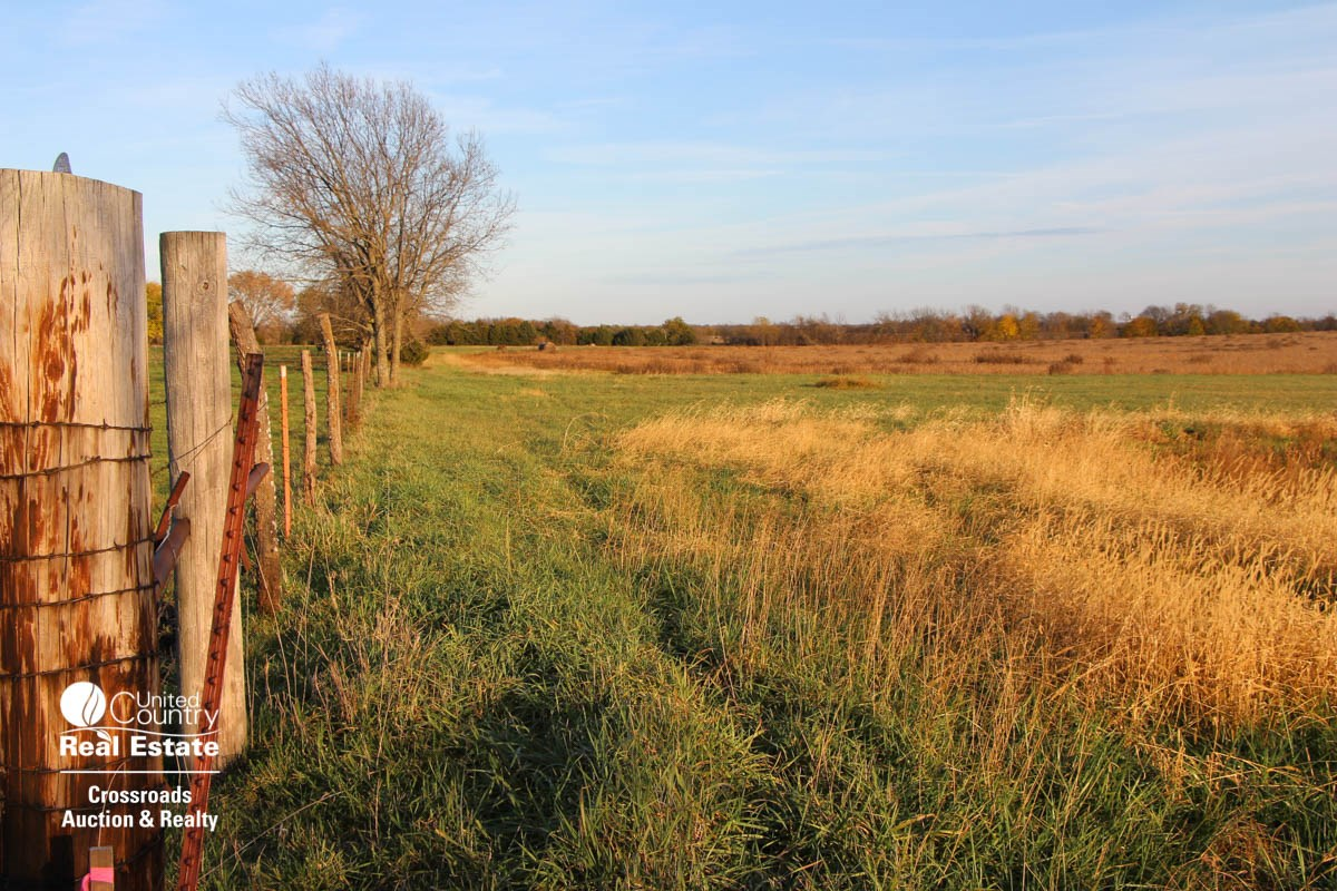 Johnson County Edgerton Kansas Land Auction For Sale