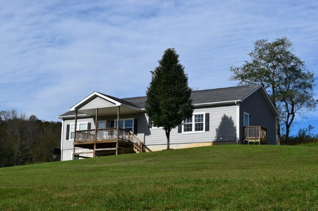 Floyd VA Country Home with Acreage for Sale