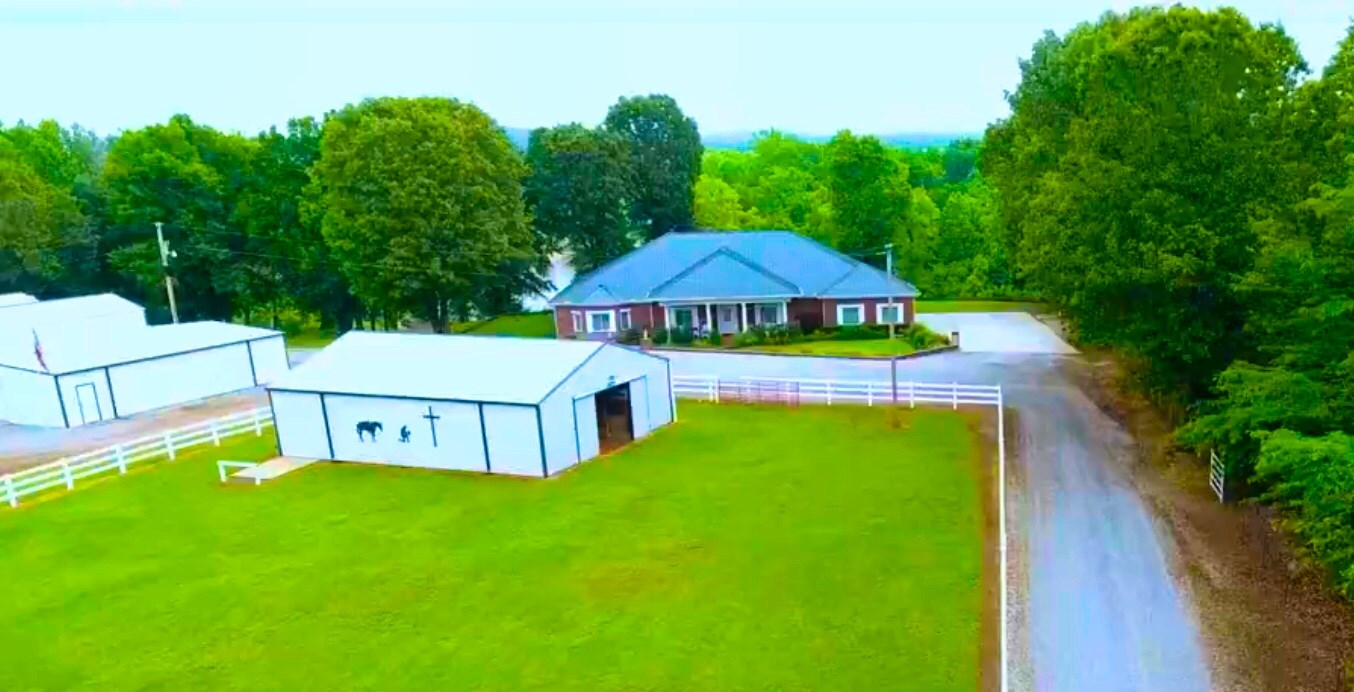 Arkansas Riverfront Horse Property For Sale
