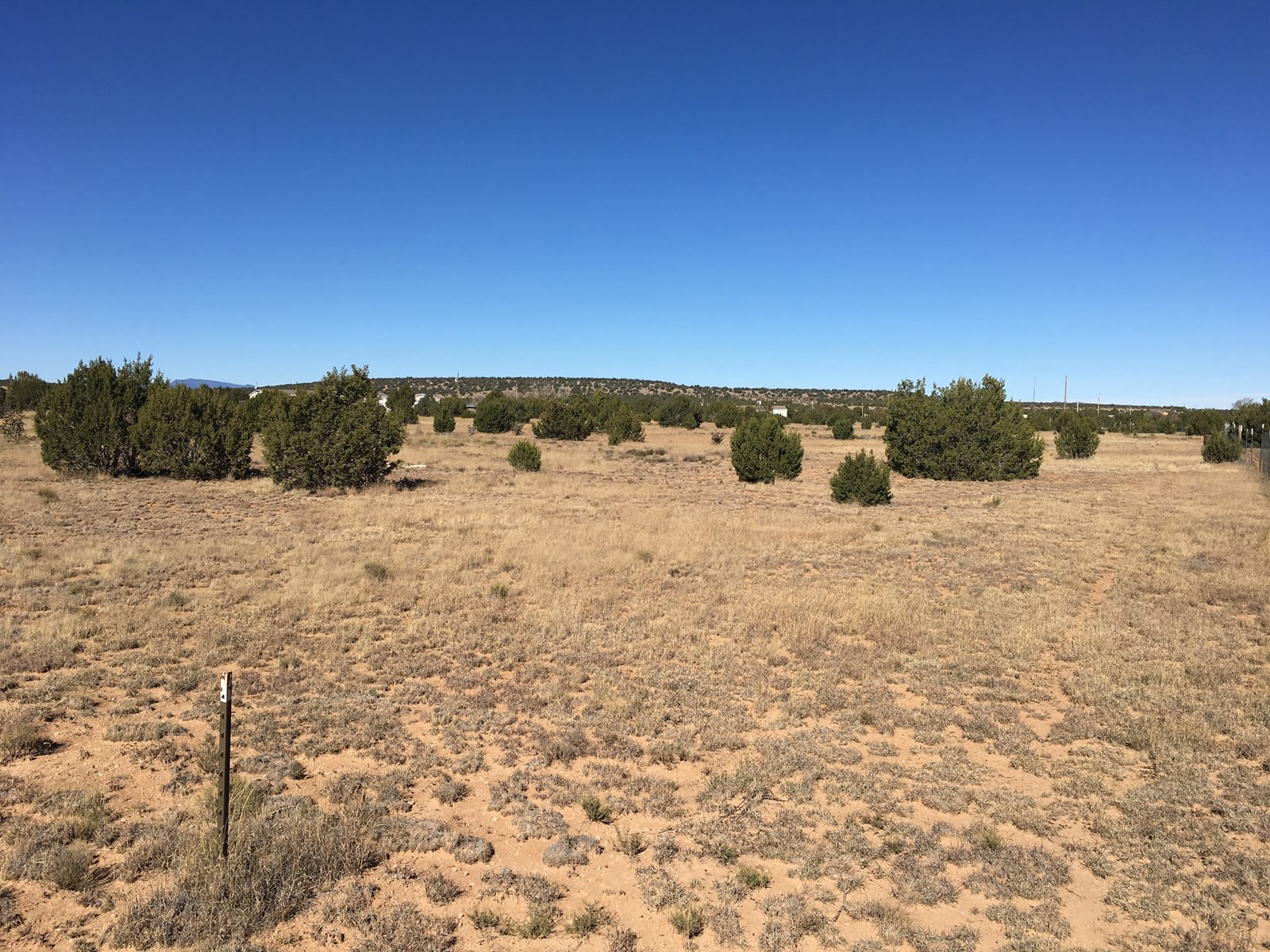 Vacant Lot for Sale Central NM Moriarty Torrance County