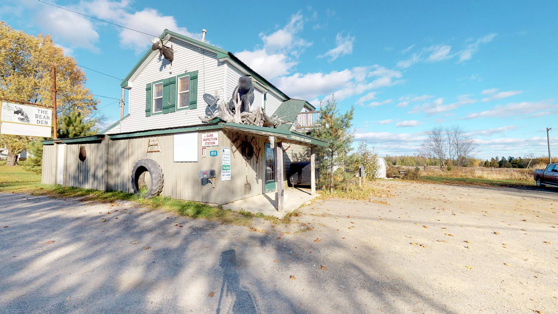 Maine Commercial Building For Sale In Benedicta