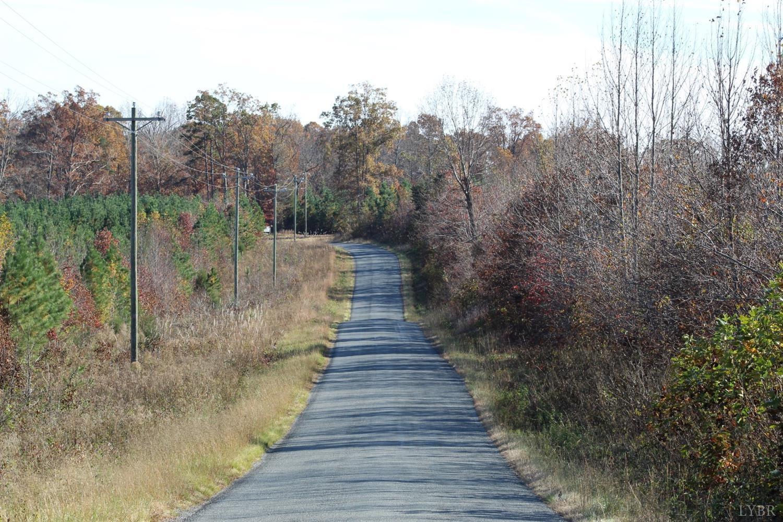 131 +/- acres Recreational Land in Pittsylvania County, VA