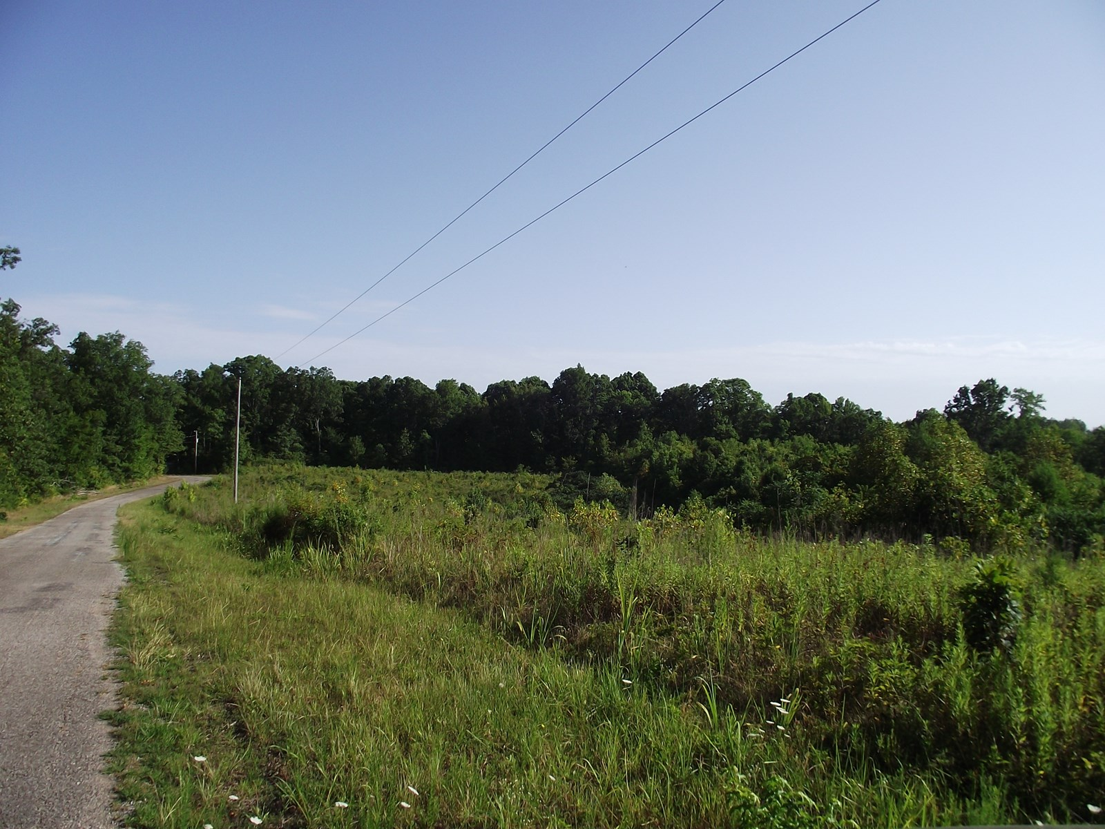 TENNESSEE LAND FOR SALE WITH CREEK - NO RESTRICTIONS