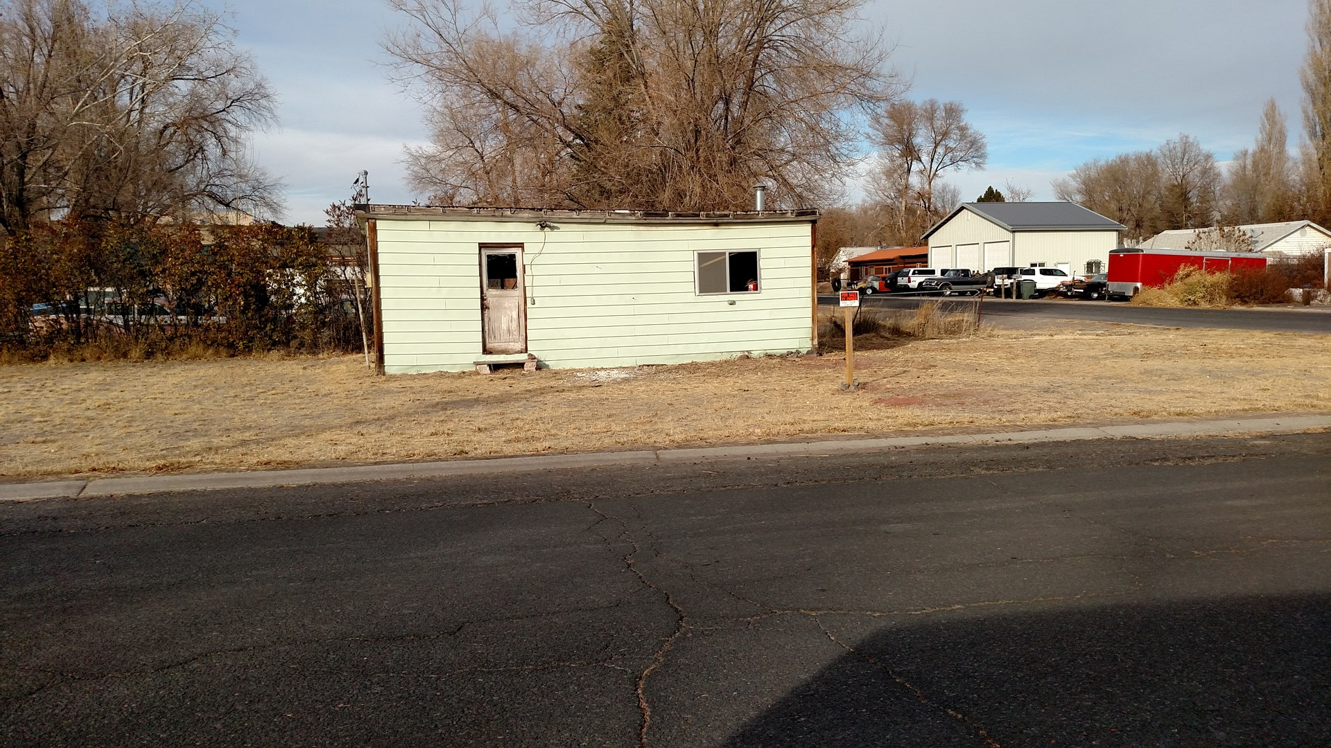 LOT FOR SALE IN BURNS OR ZONED COMMERCIAL